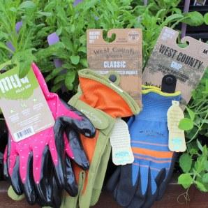Garden gloves for every job