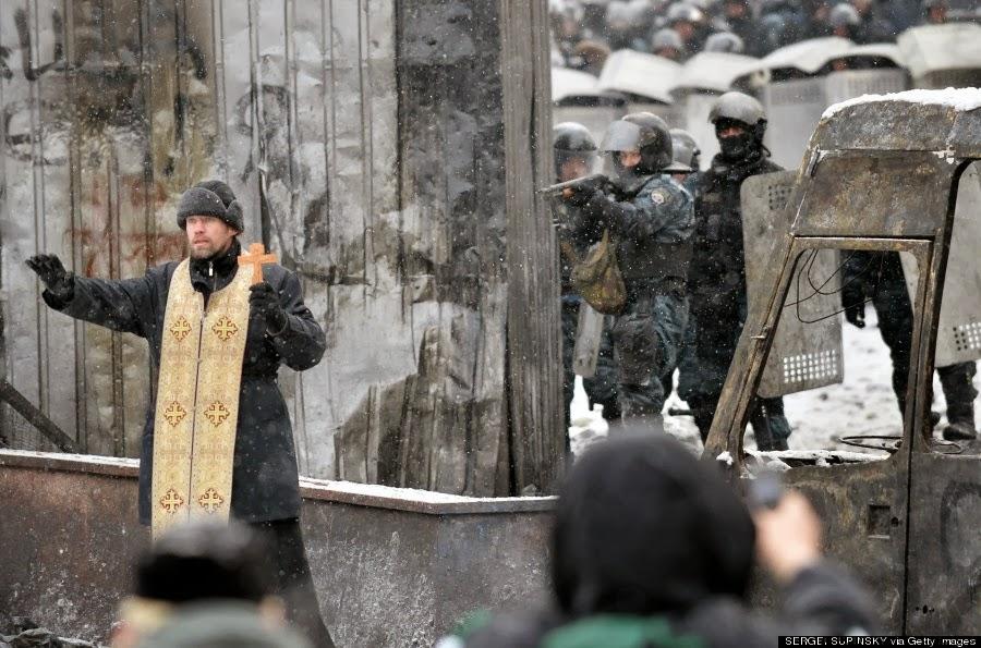 ukrajinski svećenici