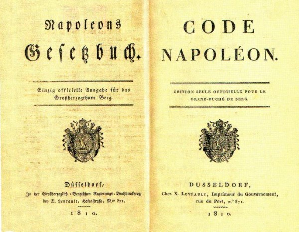 napoleon code