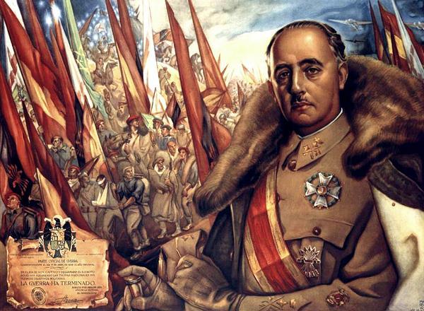 14. Francisco Franco
