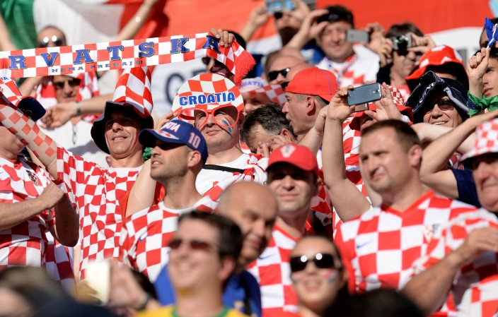 hrvatski navijači fifa za dom spremni razizam