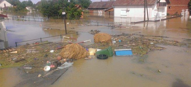 poplave slavonija zatvorenici