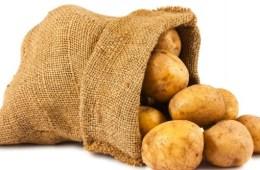 guljenje krumira krumpir vreća