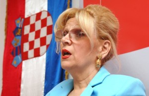 vesna balenović predsjednica udruga žviždač