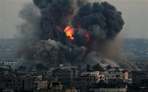 gaza izrael napad hamas židovi tel aviv
