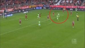 ivica olić bayern wolfsburg gol goal