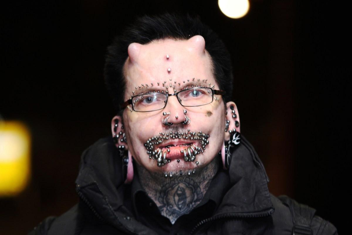 rolf piercings