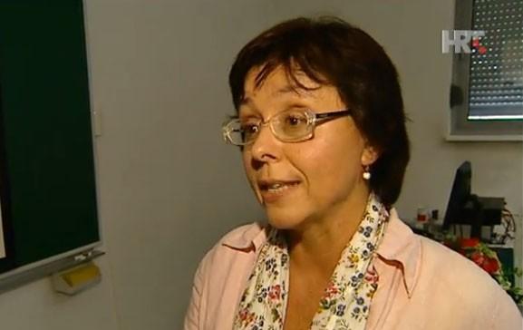 Sanja Tarczay gluhoslijepa doktorica znanosti