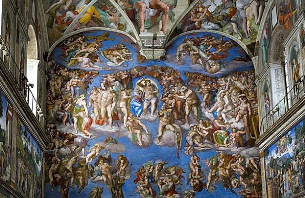500-godina-slavne-Sikstinske-kapele1