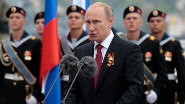 vladimir putin legija stranaca rusija vojska