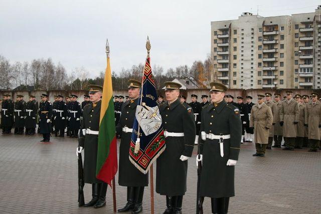 litva vojni rok rusija