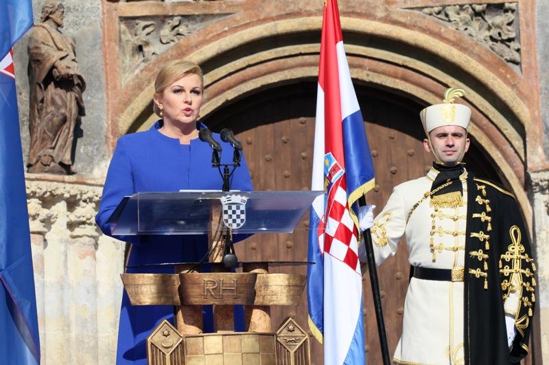 Kolinda Grabar Kitarović govor poslanica