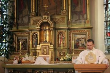Vlč. Marko Tilošanec služio Mladu misu po tradicionalnom rimskom obredu 30.VI.2013. u crkvi sv. Martina u Zagrebu