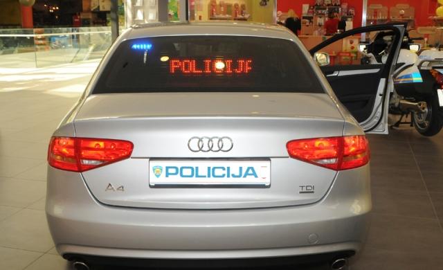 policija presretač nabava