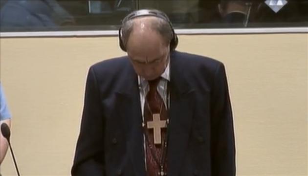 zdravko tolimir genocid u srebrenici