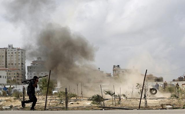 izrael napad gaza hamas džihad