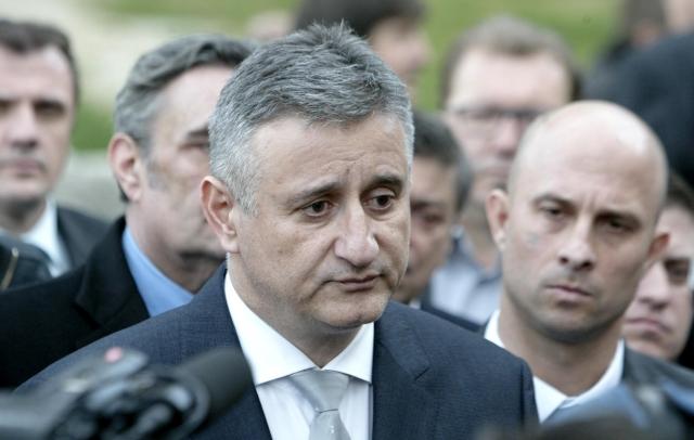tomislav karamarko vlast papa franjo