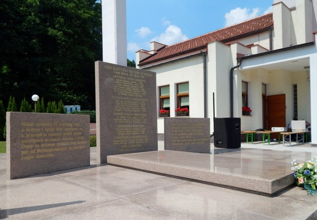 macelj 2015. komemoracija komunistički zločin pokolj partizani