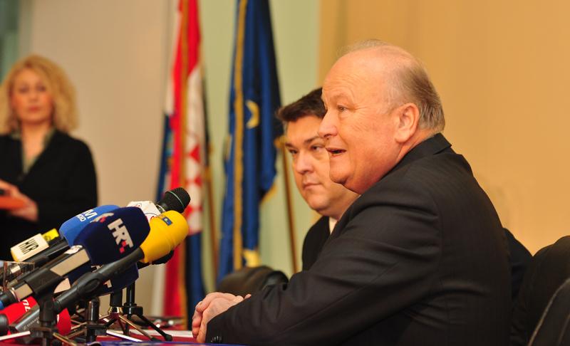 croatia osiguranje državna revizija slavko linić boris lalovac