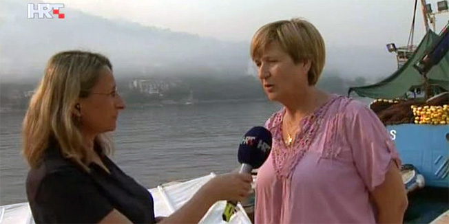 ruža tomašić požar korčula turističa atrakcija