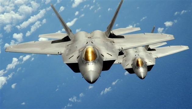 sad borbeni zrakoplovi f22