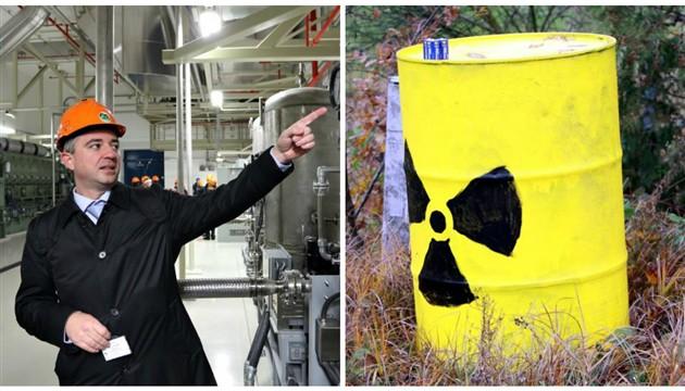 nuklearni otpad zagreb