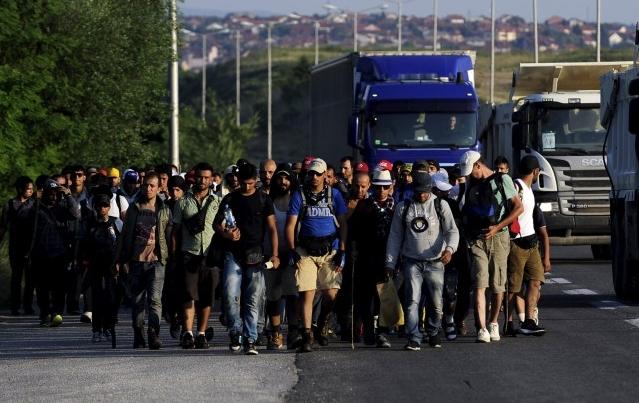 hrvatska primiti imigranti