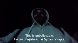 novinar izbjeglica izbjeglički kamp
