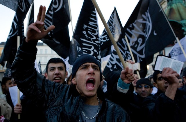 islamisti danska imigranti