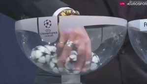 Ždrijeb Lige prvaka
