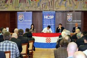 hčsp hrvatska čista stranka prava opći sabor josip miljak