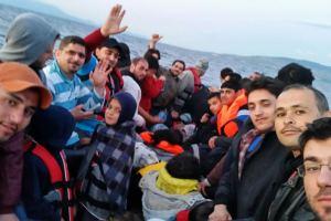 imigranti grčka
