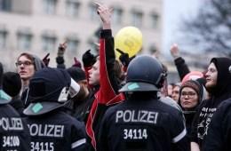 afd njemačka ljevičari antifašisti
