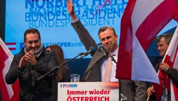 Norbert Hofer austrija fpo