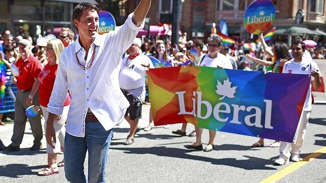 kanada himna Justin Trudeau