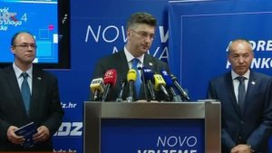plenković hdz program