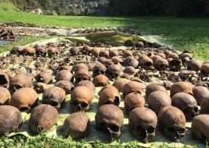 partizani antifašisti komunistički zločini grobnica slovenija košnice