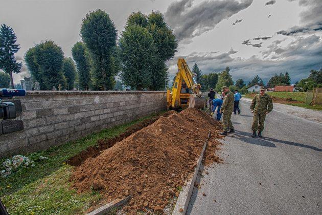 masovna grobnica komunisti partizani gospić