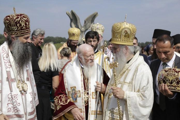 jasenovac ndh Amfilohije