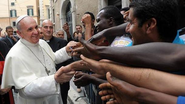 papa franjo imigranti migranti terorizam