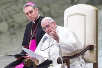 papa franjo, trump, hitler