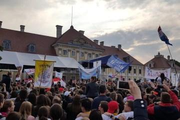 vukovar, susred katoličke mladeži, 2017