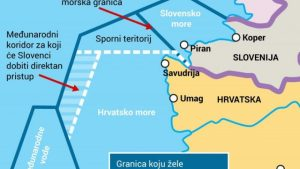 arbitraža, hrvatska, slovenija, piranski zaljev