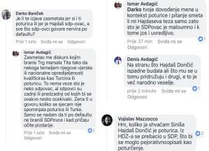 hasanbegović, hajdaš dončić, baniček, poturica