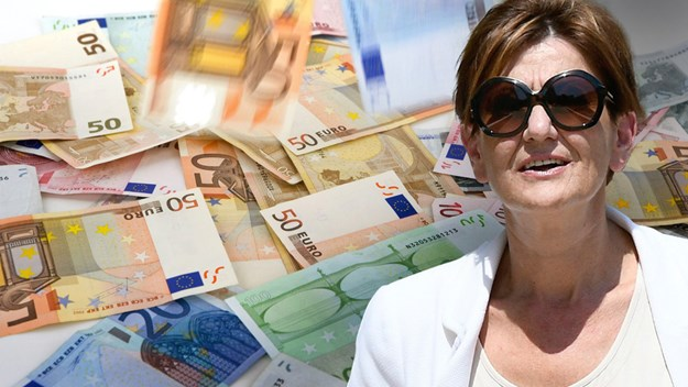 martina dalić, euro