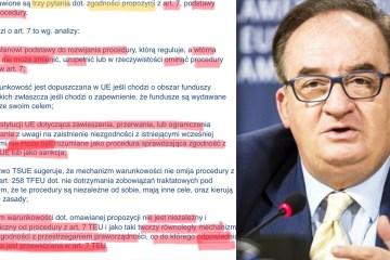 eu proračun vladavina prava Jacek Saryusz-Wolski