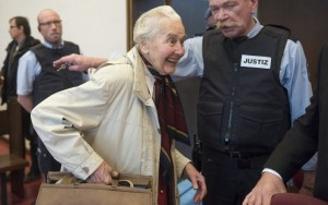 Ursula Haverbeck holokaust