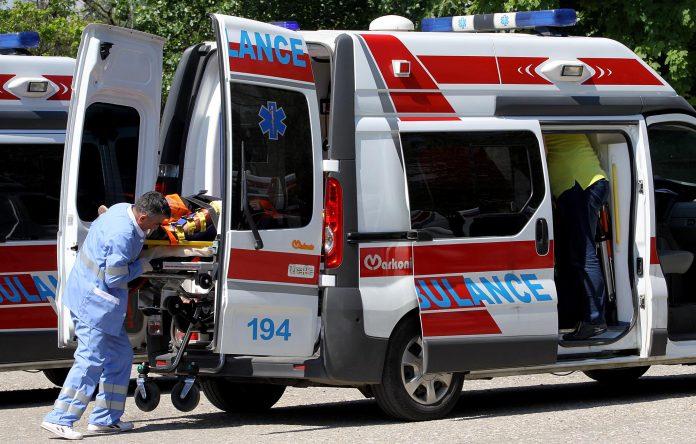 Скопјанец паднал од покрив на куќа во изградба
