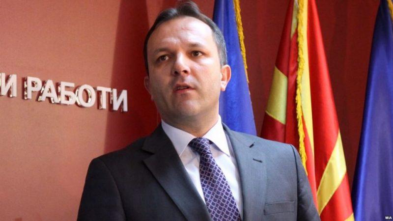 Спасовски: Јанева беше сомнителна уште откога апсеше и ослободуваше осомничени