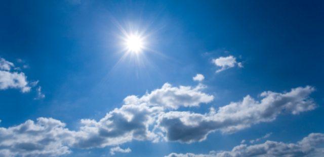 И денеска сончево – Температури до 35 степени
